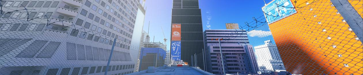 mirrorsedge 1 The FOV in Mirror's Edge
