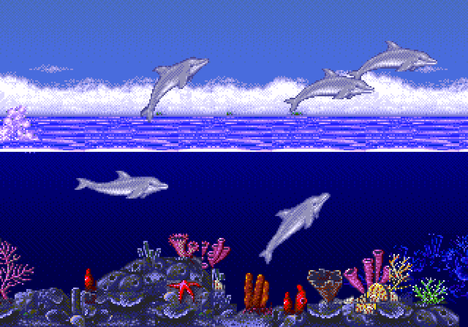Ecco the Dolphin May Be Resurrected