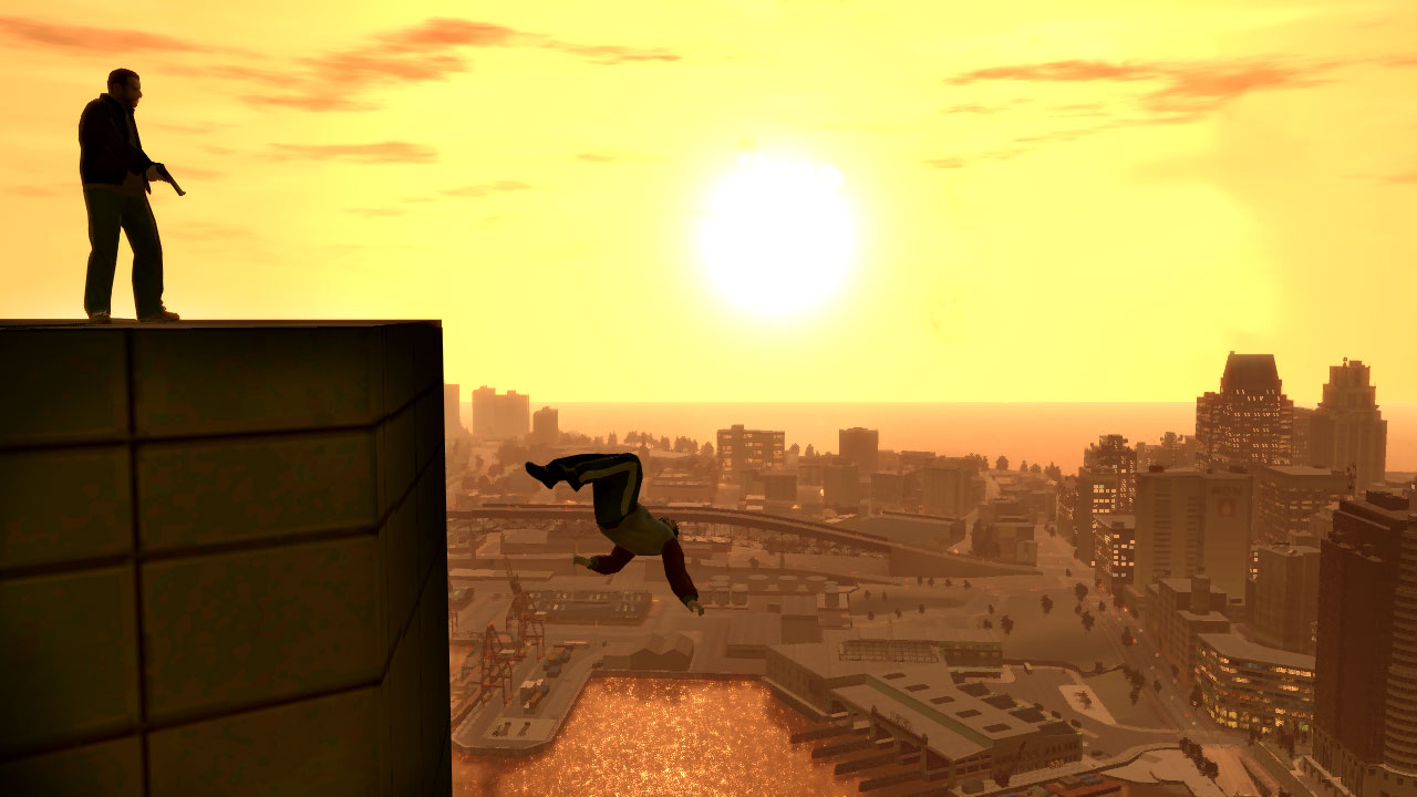 4319 gta iv screenshot A Layman's Guide to Projection in Videogames