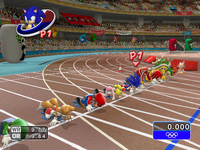 mario and sonic at the olympics games Themes and Elevator Pitches