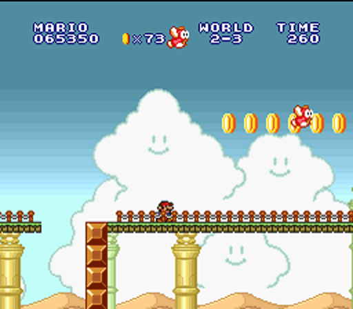 smballstarspiranha What Made Those Old, 2D Platformers so Great?