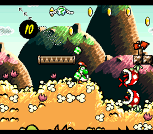 yoshisislandegg What Made Those Old, 2D Platformers so Great?