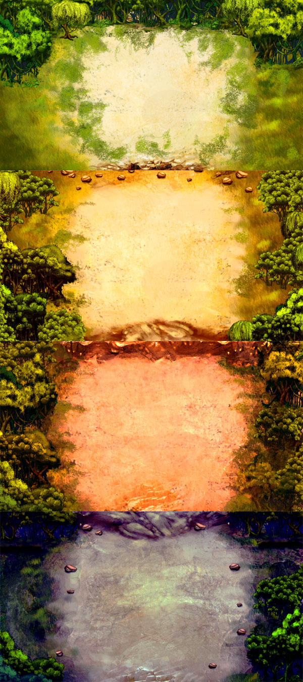 backgrounds How I Got Art For My Game, Part 4