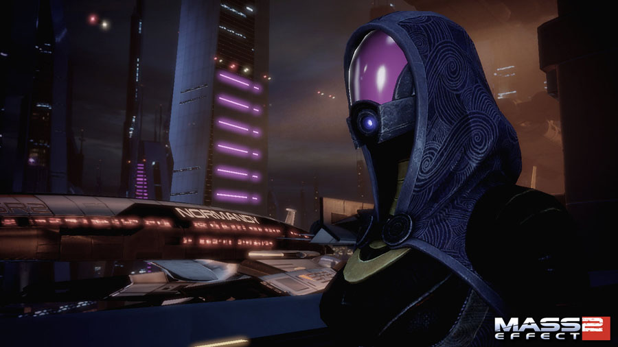 masseffect2 005 Mass Effect 2: a Few Steps Forward, and a Few Steps Back