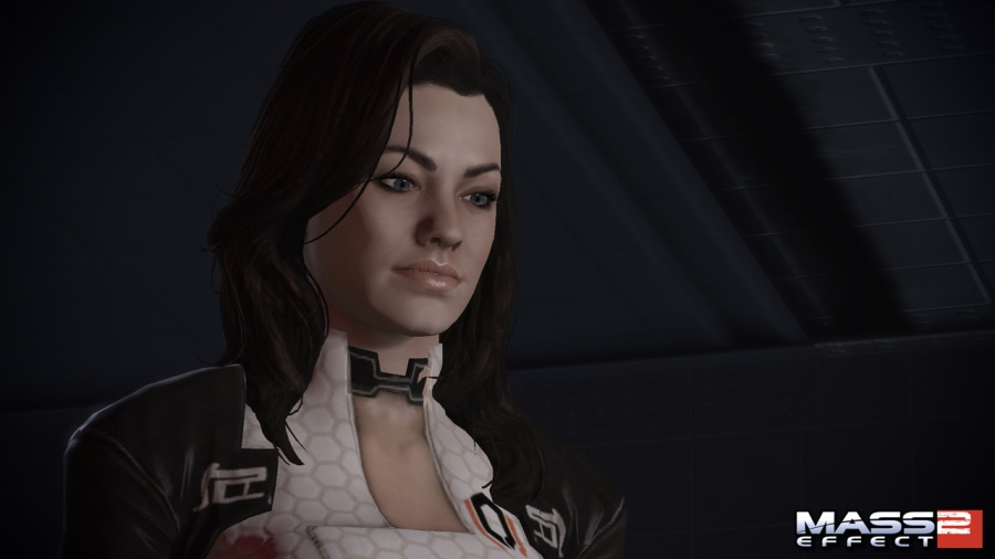 miranda 02 p narrative missions Mass Effect 2 gameplay framerate characters