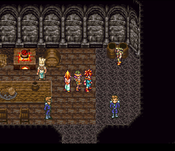 chrono trigger hack ROM Hack Goodness