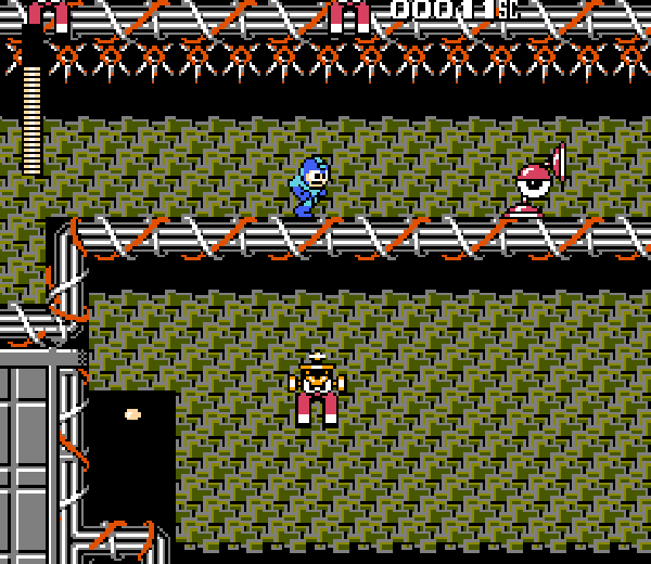 mega man 3 hack ROM Hack Goodness