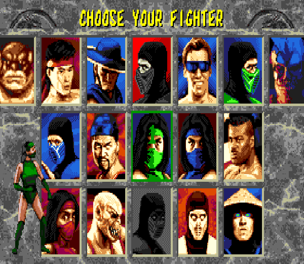 mortal kombat 2 hack ROM Hack Goodness