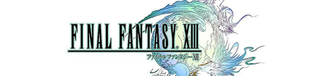 Final Fantasy XIII header Localizing Exclamations