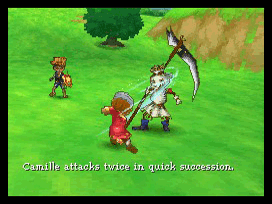 Dragon Quest IX battle Extending Dragon Quest IX