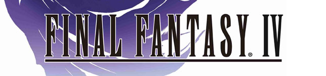 Final Fantasy IV header The Magical World of Final Fantasy IV