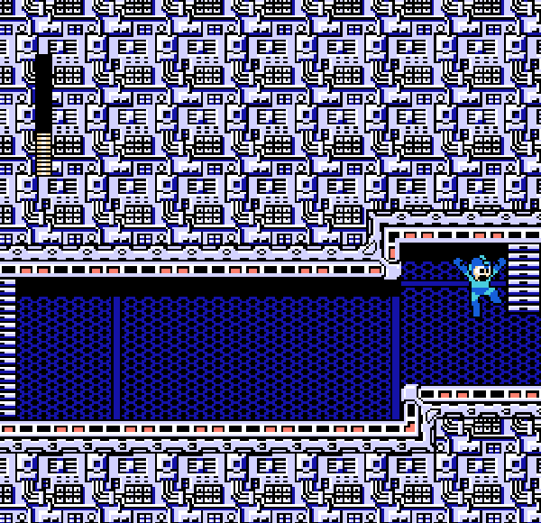 mega man 3 boss gate The Irresistible