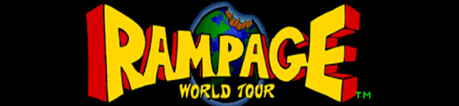 rampage world tour header Rampage World Tour Bits