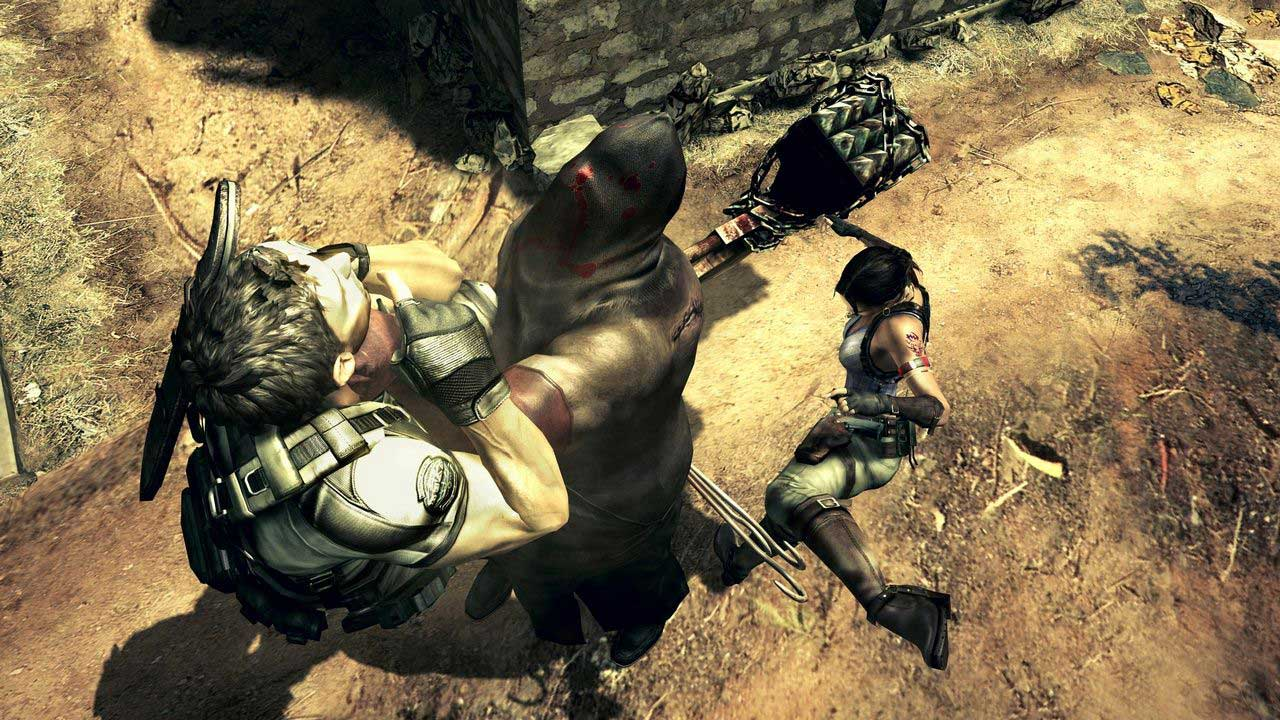 resident evil 5 partner help Why Resident Evil 5s Co op Worked so Well