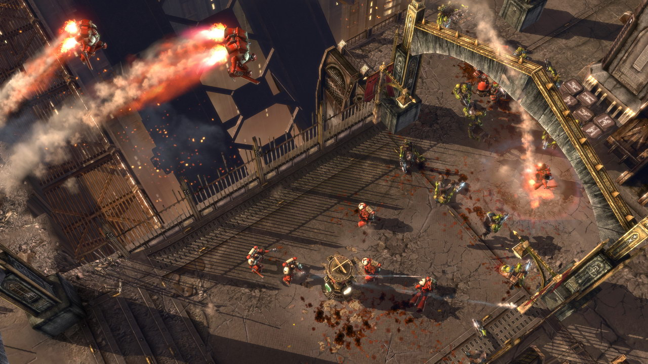 warhammer 40k dawn of war II 1 Dawn of War II Bits