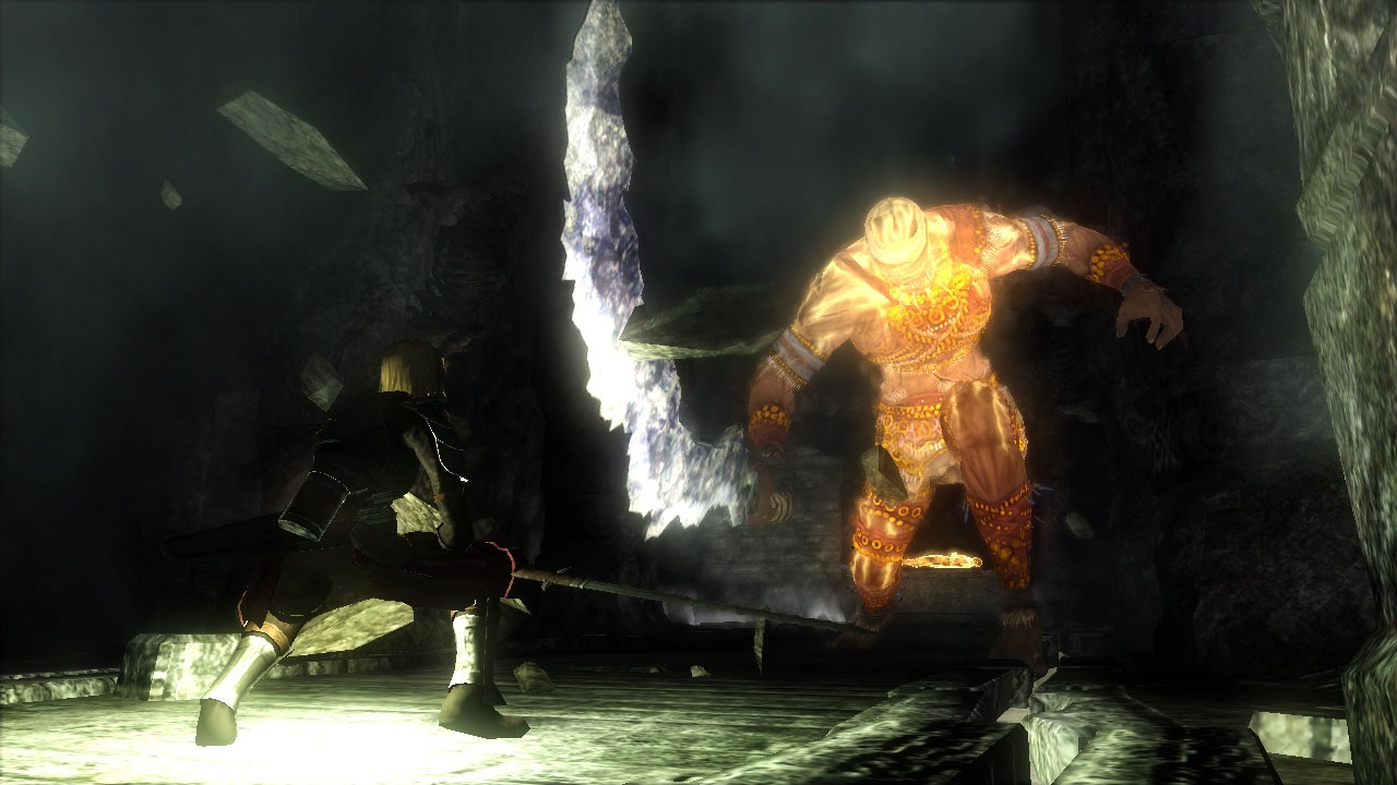 demons souls 4 The Thiefs Ring