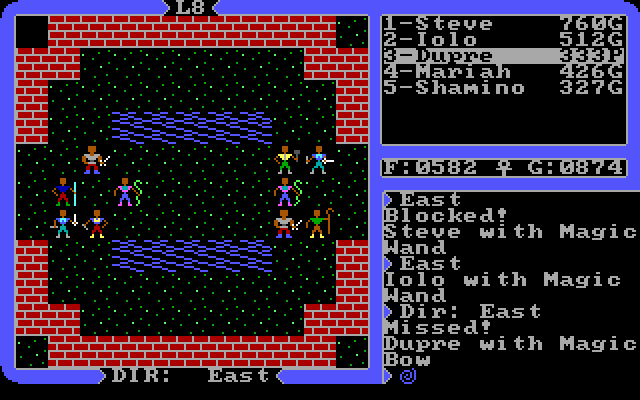 Ultima IV Avatar 8 Ultima IV Gameplay Narrative