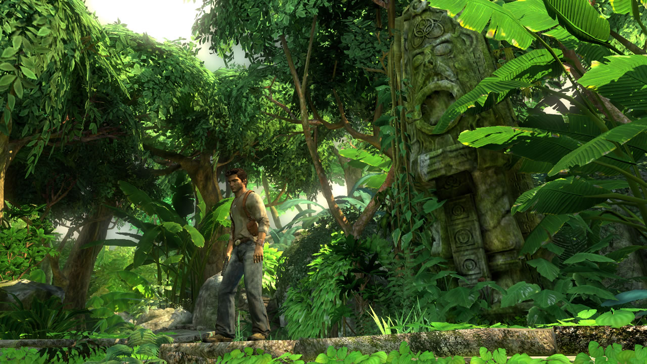 Uncharted Drakes Fortune01 Uncharted: Drakes Fortune Bits