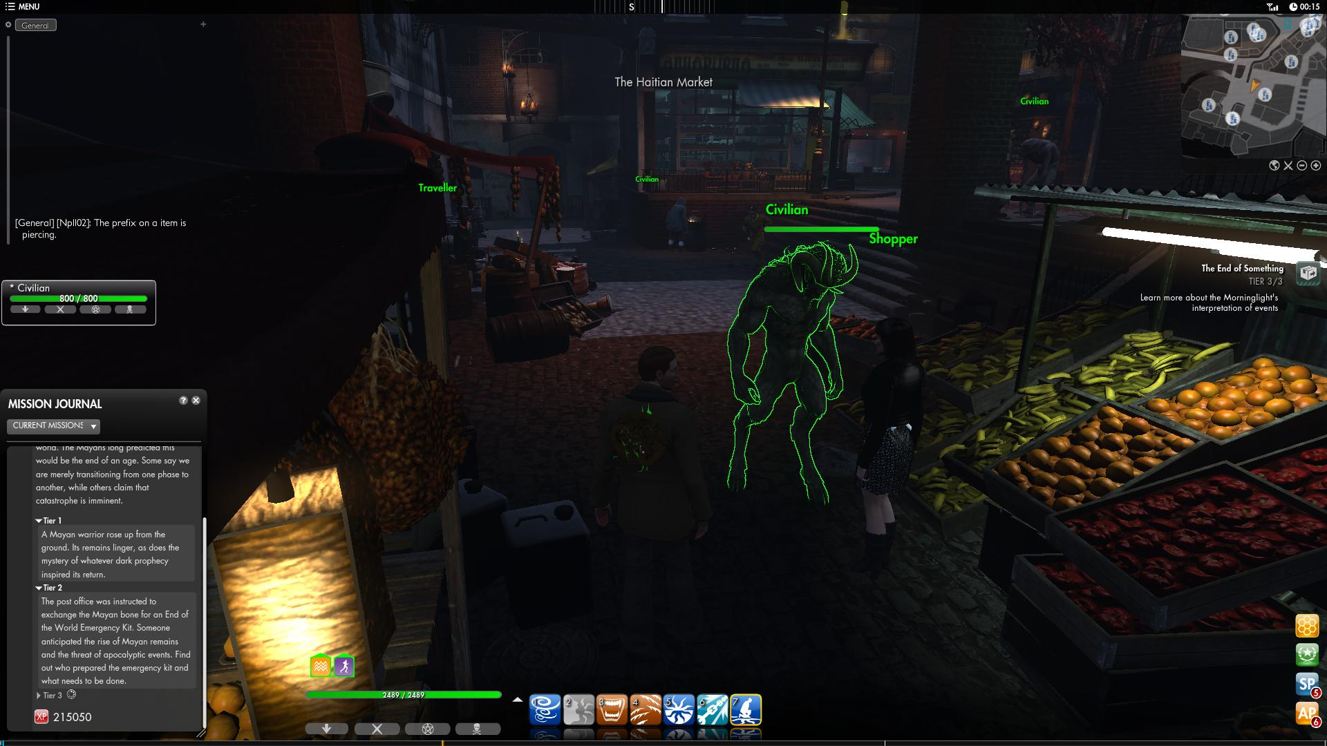 The Secret World 7 The Secret World Bits